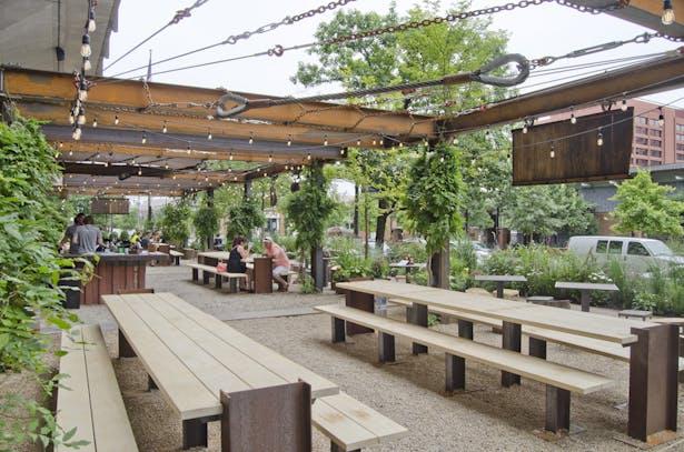Independence Beer Garden (Photography is-dg llc)