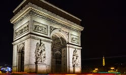 The Arc de Triomphe is getting an Olafur Eliasson-designed light installation