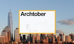 Archinect's Must-Do Picks for Archtober 2016 - Week 1 (Oct. 1-8)