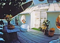 The Solar Vacation House from 1973