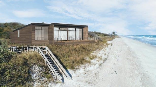 NORTH FORK BEACH HOUSE