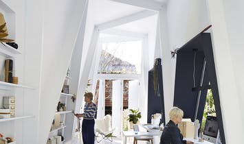The Psychology of High Ceilings and Creative Work Spaces