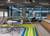 Livesport - dynamic office