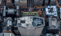 Amazing aerial photos show One Vanderbilt's ascent