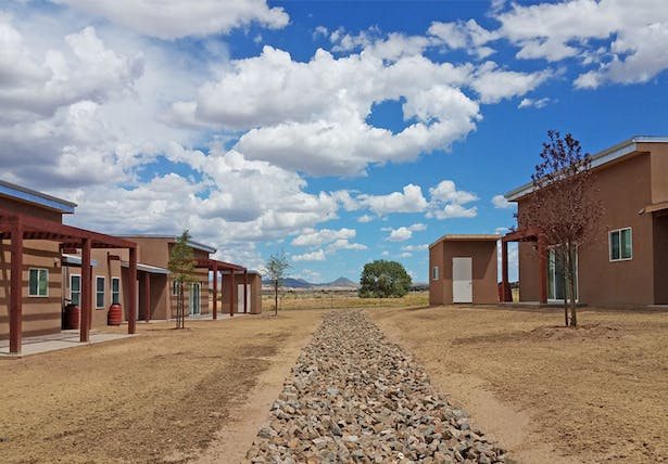 Wa-Di Housing, Santa Domingo, NM