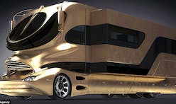World's most expensive (and probably tackiest) motorhome goes on sale for £2m