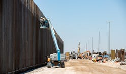 Border wall planning unfazed by coronavirus threat