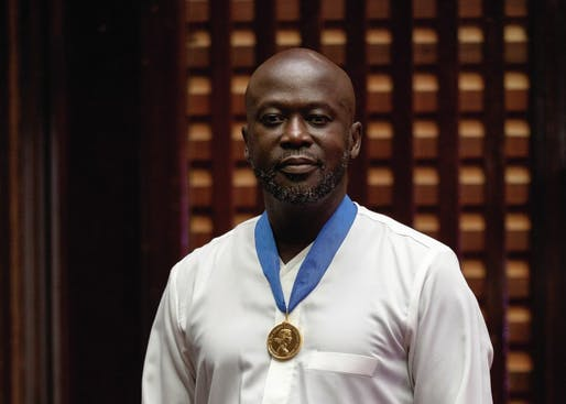 Photo: RIBA/Francis Kokoroko 2021