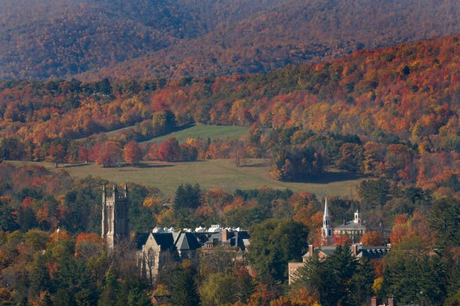 Image: Williams College.