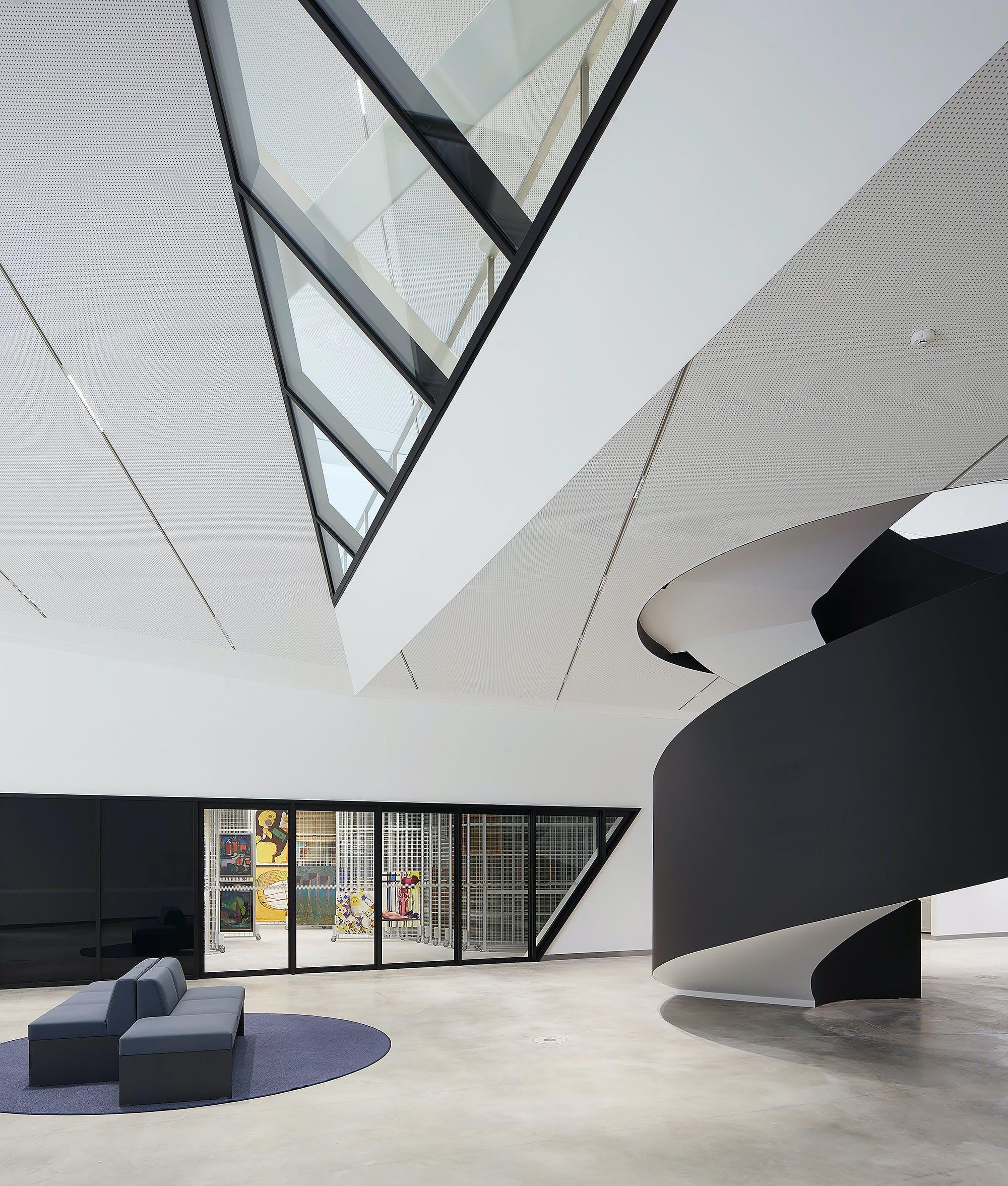 Studio Daniel Libeskind S Mo Modern Art Museum In Vilnius