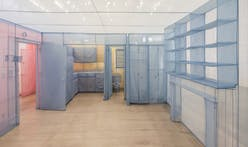 Step into a translucent replica of artist Do Ho Suh's NYC home​ at LACMA, starting next month