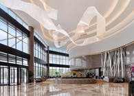 Hangzhou Marriott Hotel Lin'an By Yang Bangsheng & Associates Group