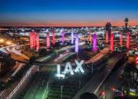 The iconic LAX Gateway