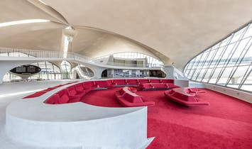 JFK's TWA Hotel on track to open in 18 months