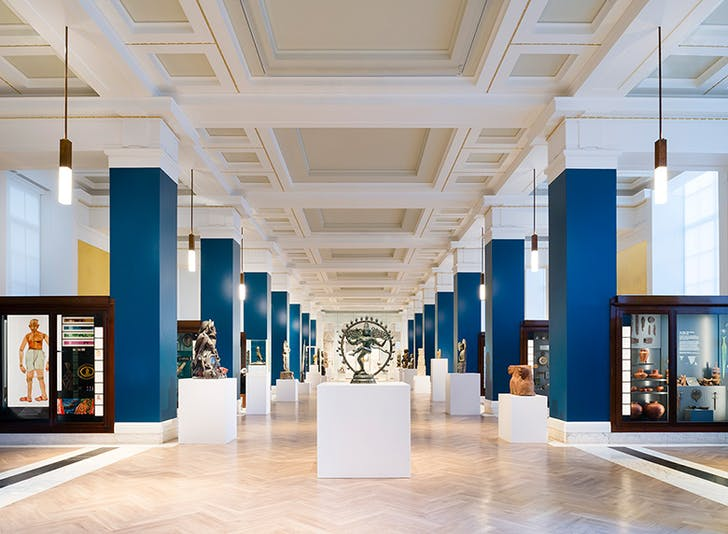 Sir Joseph Hotung Gallery of China and South Asia, The British Museum. Photo by Jim Stephenson