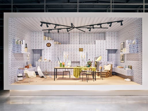 Vitra Salone by Charlap Hyman & Herrero.