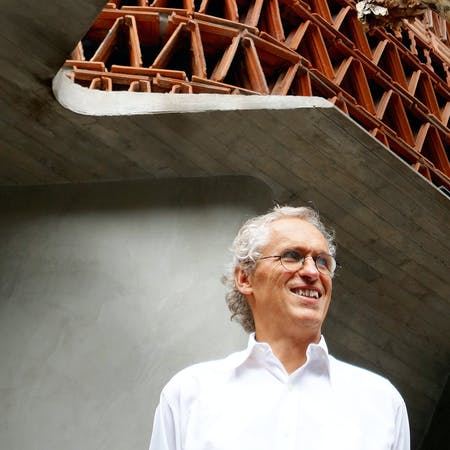 Luigi Rosselli. Photo by Jeffrey Blewett.