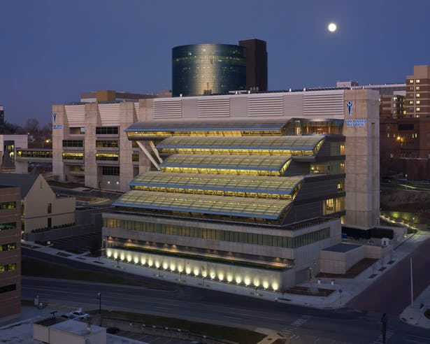 Photo courtesy of Rafael Viñoly Architects, Copyright Brad Feinknopf