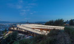 LMN Architects completes the Grand Avenue Park Bridge in Washington