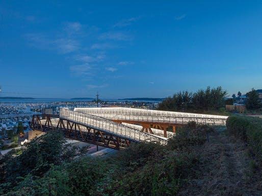 All photos courtesy of LMN Architects.