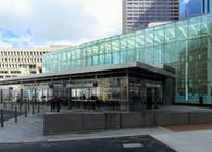 MBTA Government Center Station Headhouse
