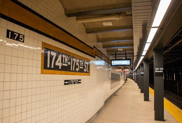 174-175th Street after rehabilitation.