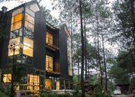 Eden dallat villa - unique architecture design
