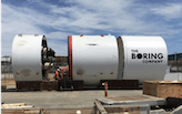Elon Musk's The Boring Company achieves milestone in Las Vegas