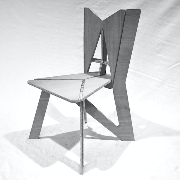 Cnc Furniture Ethan Rothermel Archinect