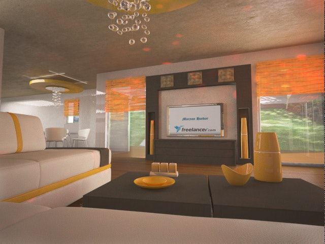 My Role: Architect And Interior Desiger Freelance Work