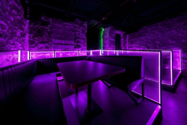 Lo-Fi Ann Arbor bar by Synecdoche Design Studio