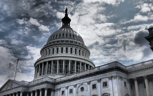 U.S. Capitol Building. Image: Wikimedia Commons
