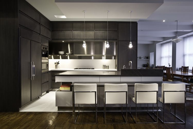 Timeline kitchens workshop apd archinect for Aster kitchen cabinets