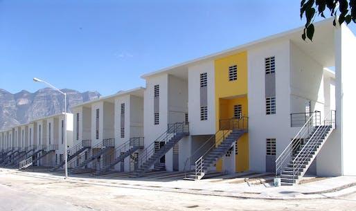 Monterrey Housing. Photo: Ramiro Ramirez.