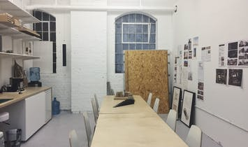 Studio Visits: Delvendahl Martin Architects