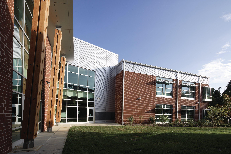 Yorkshire Elementary School Schrader Group Architecture