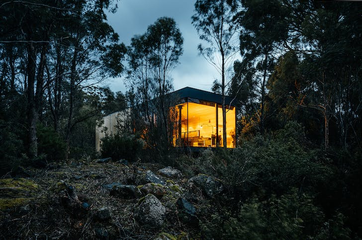 The Retreat at Pumphouse Point by JAWS Architects. Image © Adam Gibson