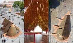 Arquine announces winners of the MEXTRÓPOLI 2020 Pavilion contest