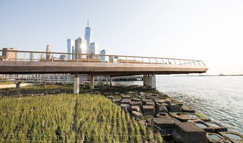 New Pier 26 opens at NYC's Hudson River Park