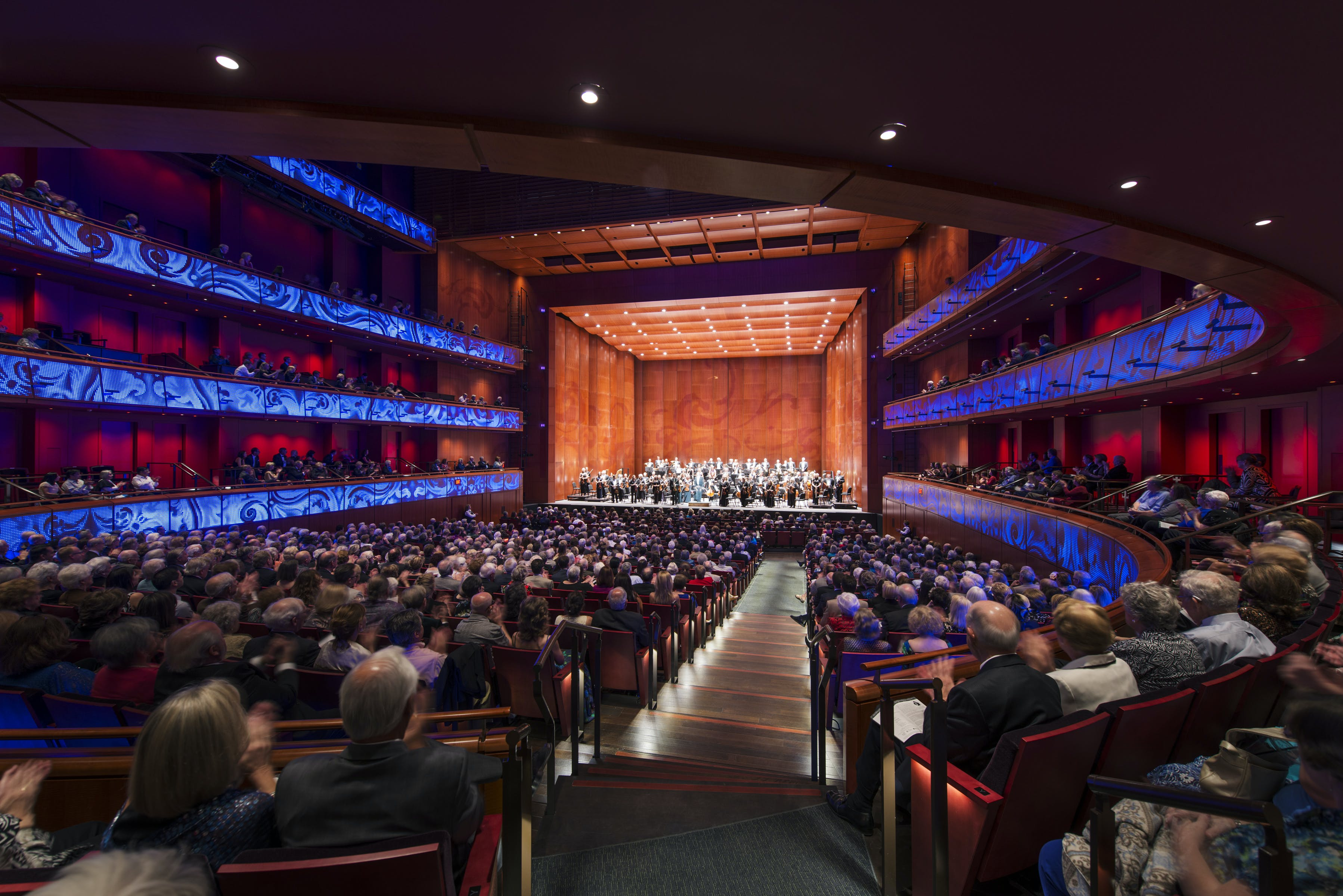 Tobin Center For The Performing Arts Marmon Mok