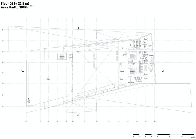 Floor plan - 6 (Image: Team BIG)