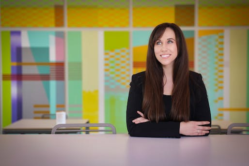 Constance Vale is the new chair of undergraduate architecture at the Sam Fox School. Photo: James Byard/Washington University.