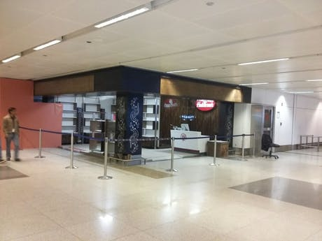 Retail Refurbishment Project-IGI Airport New Delhi,India
