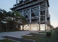Industrial Renovation: Kokaistudios' First Step in Building Baosteel's Future