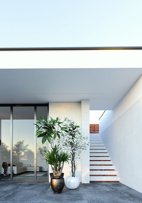 rendering with vray