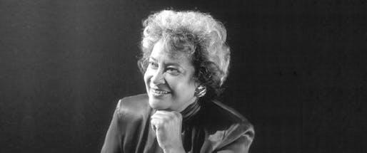 Norma Merrick Sklarek has been awarded a posthumous 2019 AIA|LA Gold Medal.