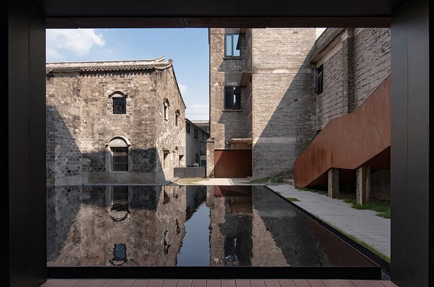 After: Inner Courtyard Landscape, photo: Wu Qingshan