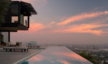 Olson Kundig-designed Los Angeles residence captures panoramic views of L.A.