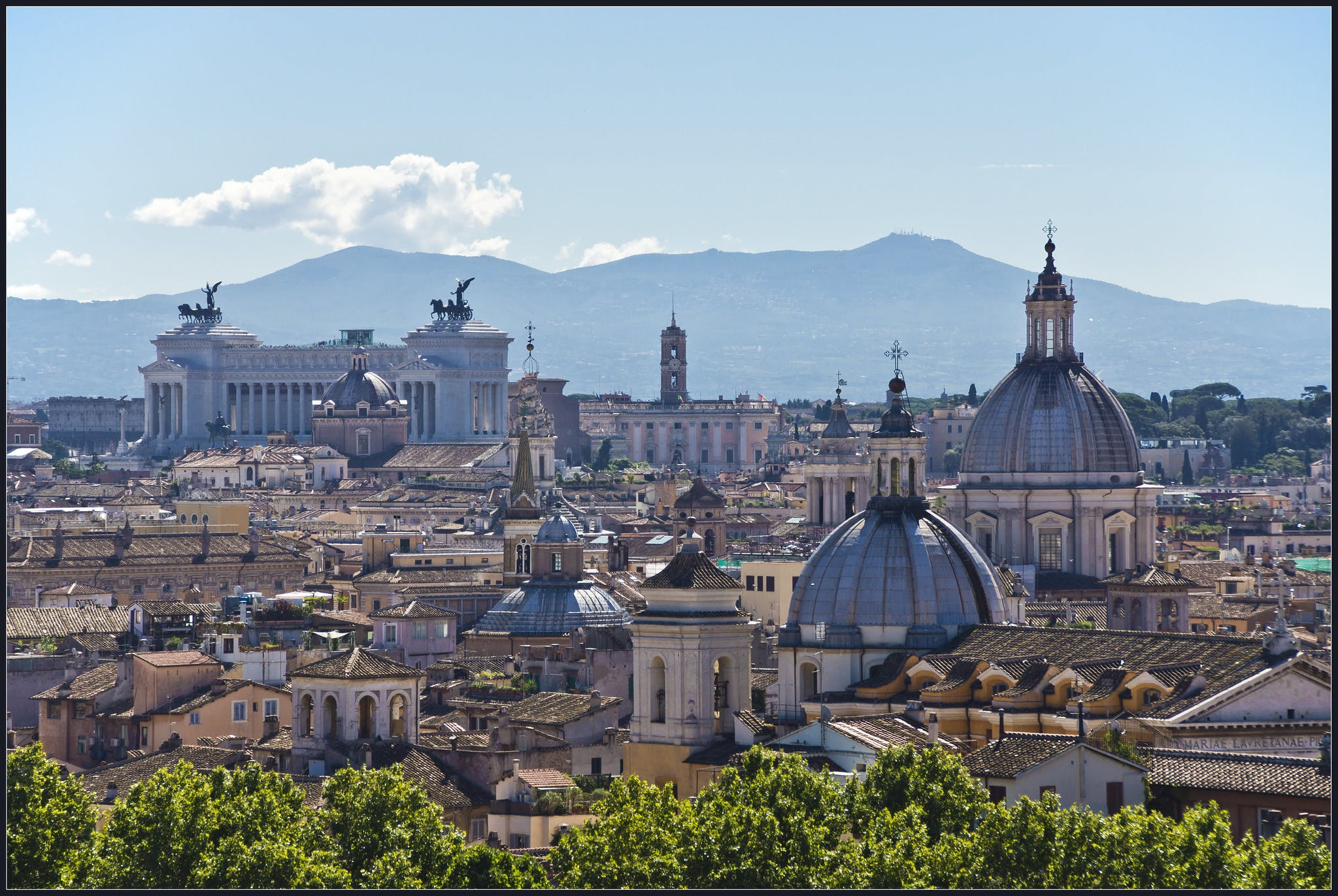 American Academy In Rome Is Shutting Down Entirely Due To Covid