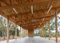 Rural Studio Fabrication Paviliion